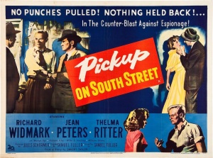 Pickup on South Street-poster