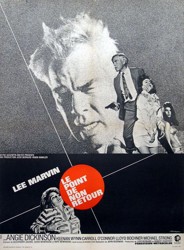 Point Blank-French poster