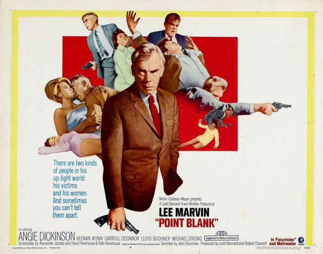 Point Blank-poster2