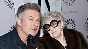 Elaine Stritch & Alec Baldwin
