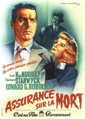 Double Indemnity-French poster