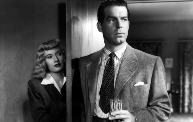Double Indemnity-Neff's doorway
