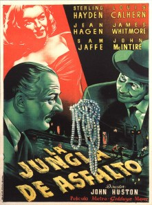 """Asphalt Jungle"" - Spanish"