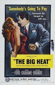 Big Heat-poster
