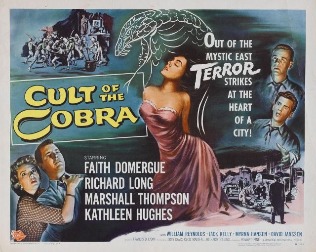Cult of the Cobra-poster2