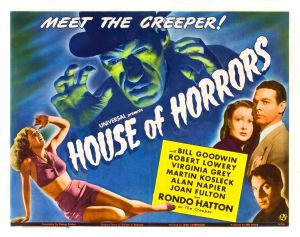 House of Horrors-poster