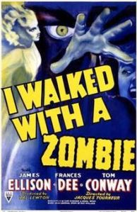 I Walked with a Zombie-poster