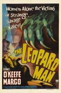 Leopardman-poster