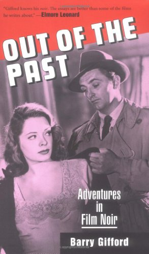 Out of the Past Adv in Film Noir-cover