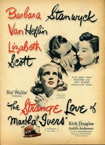 Strange Love of Martha Ivers-poster