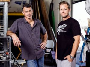Chad Stahelski & David Leitch (r)