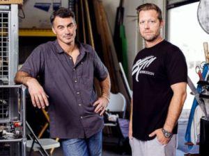 Chad Stahelski & David Leitch (r)
