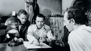 Joseph Cotton, Welles, Everett Sloan