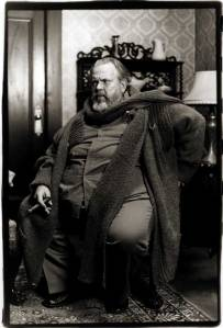 Orson Welles-later in life