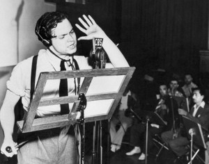 """War of the Worlds"" broadcast, 1938"