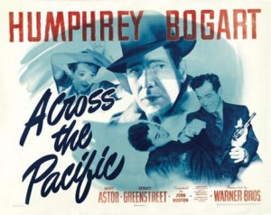 Across the Pacific-poster