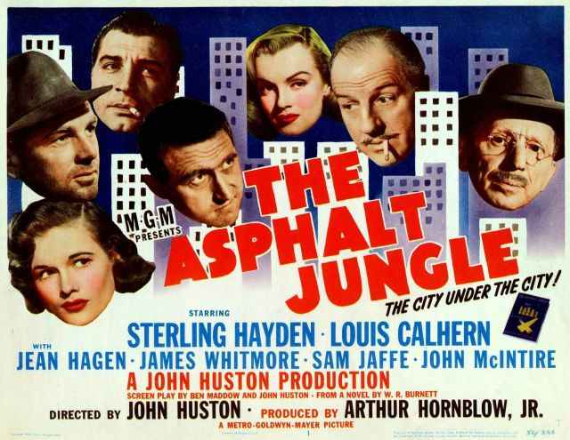 Asphalt Jungle-poster2