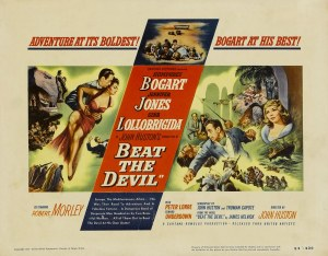 Beat the Devil-poster