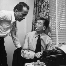 Bogart & Huston