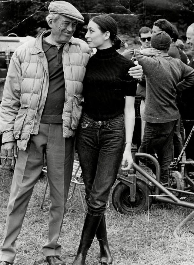 Huston & Angelica