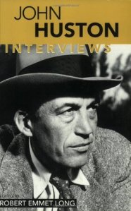 John Huston Interviews-book cover2