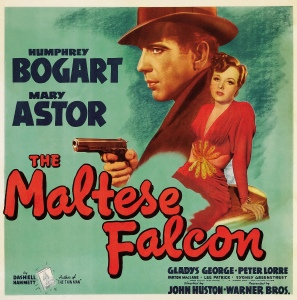 Maltese Falcon-poster