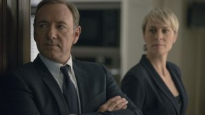 House of Cards-Frank & Claire