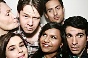 Mindy Project-cast photo