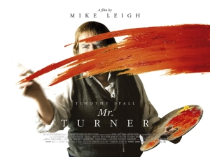 Mr. Turner-poster