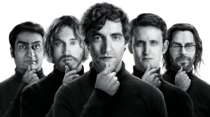 Silicon Valley-cast banner