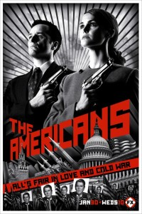 The Americans-poster