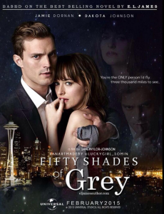 Fifty Shades of Grey-poster