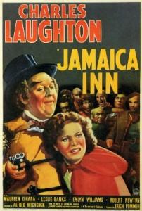 Jamaica Inn-poster