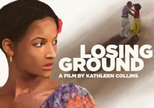 Losing Ground-poster
