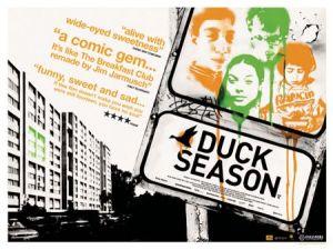 Duck Season-poster