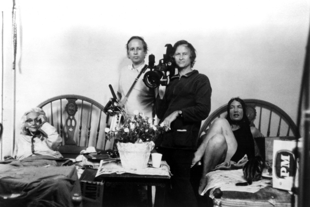 Big Edie, David & Al Maysles, Little Edie
