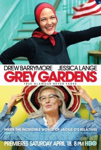 Grey Gardens HBO-poster