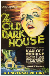Old Dark House-poster