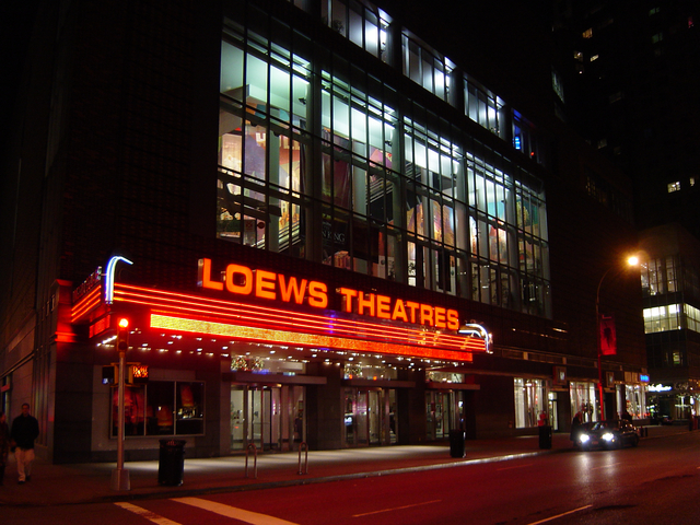 Loews Lincoln Square-exterior