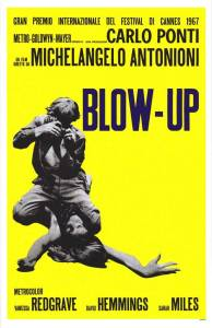 Blow Up-French poster