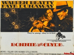 Bonnie & Clyde-poster