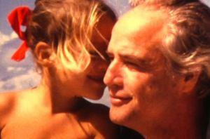 Brando & daughter