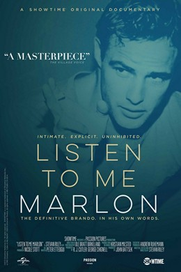 Listen to Me Marlon-poster