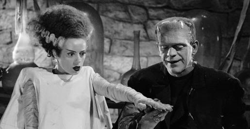 The Bride of Frankenstein - 1935