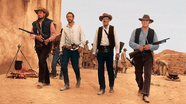 The Wild Bunch - 1969