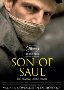 Son of Saul-Dutch poster