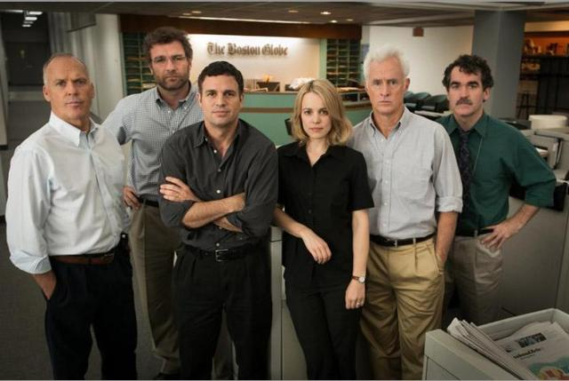 Spotlight-cast photo