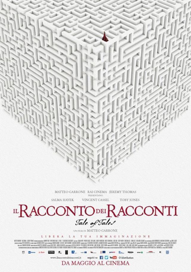 Tale of Tales-Italian poster