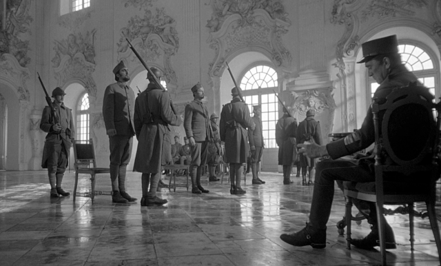Paths of Glory-courtroom