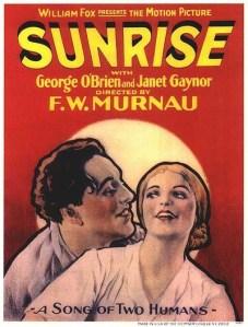 Sunrise-poster